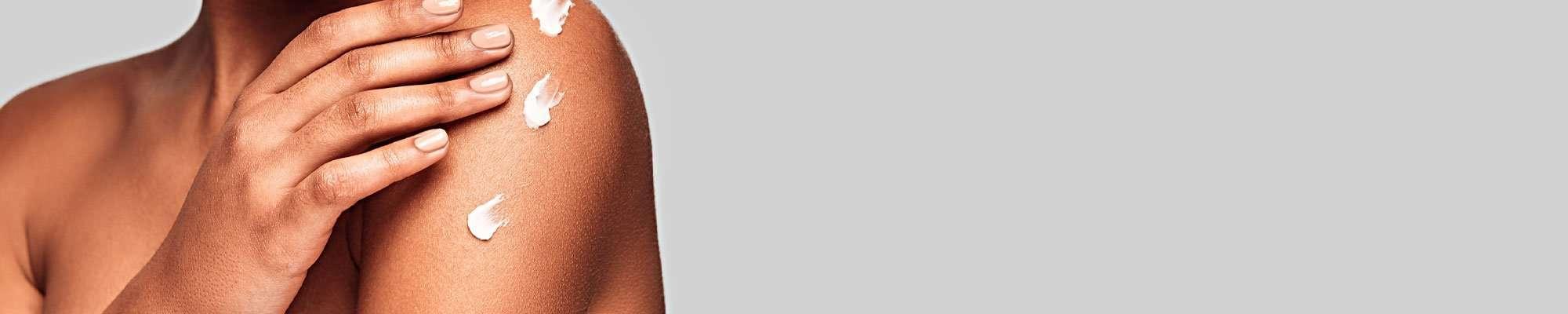 Banner horizontal corporal Épidermique